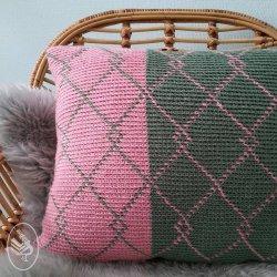 Gratis geprint Patroon Kussen Botanical Pillow bij besteling vanaf € 25