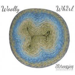 Woolly Whirl Scheepjeswol 473 Kiwi Drizzle
