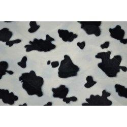 Koeprint wit zwart 110065 0802