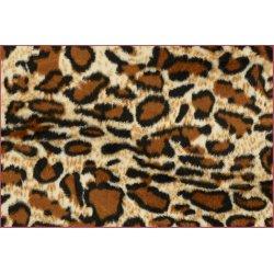 Panter Print groot bruin 110065 0871