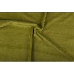 Corduroy 16 Wales stretch groen 01576 026