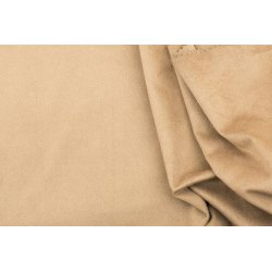 Suede Stretch uni 10008 054 beige