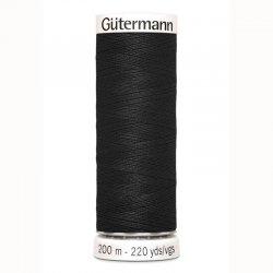 kleur passend bij uw bestelde stof Alles naaigaren Guterman