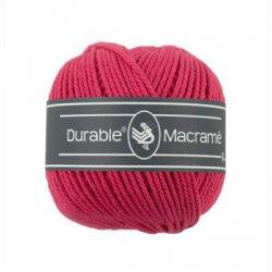 Durable Macrame rood 010.74 kleur 236