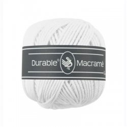 Durable Macrame wit 010.74 kleur 310