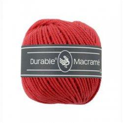 Durable Macrame rood 010.74 kleur 316