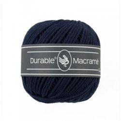 Durable Macrame blauw 010.74 kleur 321