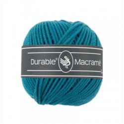 Durable Macrame petrol 010.74 kleur 371