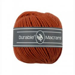 Durable Macrame rood 010.74 kleur 2239