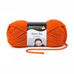 Bravo Big Oranje Schachenmayr kleur 125