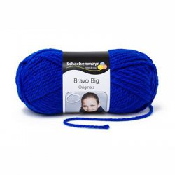 Bravo Big Blauw Schachenmayr kleur 154