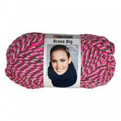 Bravo Big Roze-Grijs Schachenmayr kleur 181
