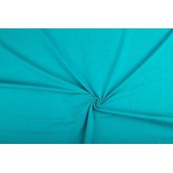 Tricot Uni Katoen/Elastan blauw 024