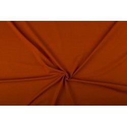 Tricot Uni Katoen/Elastan bruin 056