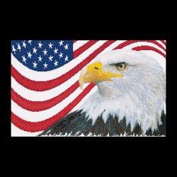 Thea G. American Eagle op Aida
