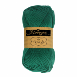 Namaste Scheepjeswol groen 609 Peacock