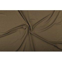 Tricot/Jersey Viscose Elastan Uni bruin 02194 126