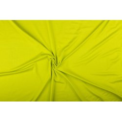 Tricot/Jersey Viscose Elastan Uni lime 02194 323