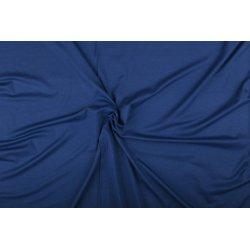 Tricot/Jersey Viscose Elastan Uni blauw 02194 408