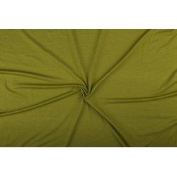 Tricot/Jersey Viscose Elastan Uni groen 02194 427