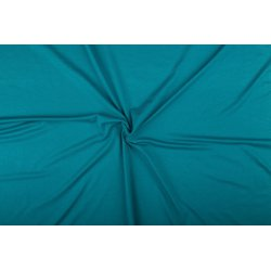 Tricot/Jersey Viscose Elastan Uni blauw 02194 924