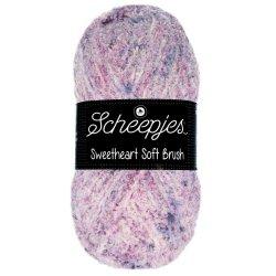 Sweetheart Soft Brush Scheepjes Paars Roze 533