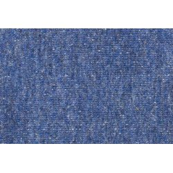 French Terry Gemeleerd blauw 006