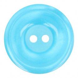 Knoop Bottoni Italiani 4348 298 blauw keuze uit 5 groottes