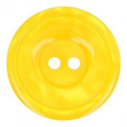 Knoop Bottoni Italiani 4348 645 geel keuze uit 5 groottes