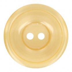 Knoop Bottoni Italiani 4348 837 beige keuze uit 5 groottes