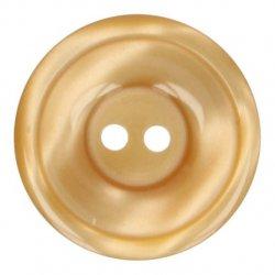 Knoop Bottoni Italiani 4348 886 beige keuze uit 6 groottes