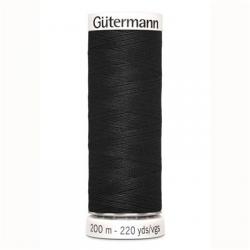 Allesnaaigaren Gutermann 200 mtr. zwart