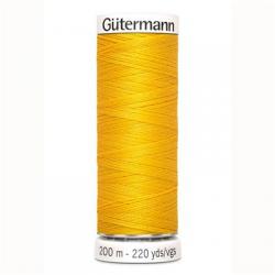 Alles naaigaren Gutermann 200 mtr. kleur 106 geel