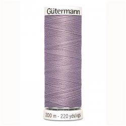 Alles naaigaren Gutermann 200 mtr. kleur 125 grijs
