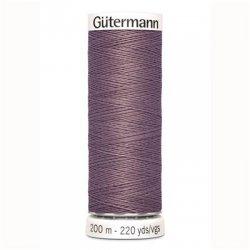 Alles naaigaren Gutermann 200 mtr. kleur 126 grijs