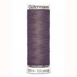 Alles naaigaren Gutermann 200 mtr. kleur 127 grijs