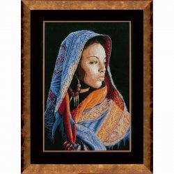 Lanarte Afrikaanse dame
