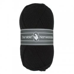 Durable Norwool Plus kleur 000