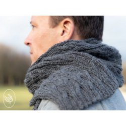 Gratis Geprint Patroon Sjaal van Durable Norwool Plus