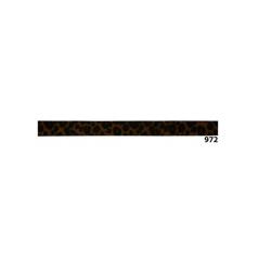 Band Luipaard print 20mm kleur 972 per cm/mtr te bestellen
