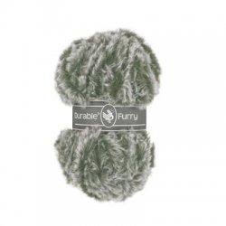 Durable Furry kleur 2149 grijs