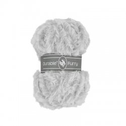 Durable Furry kleur 2228 grijs
