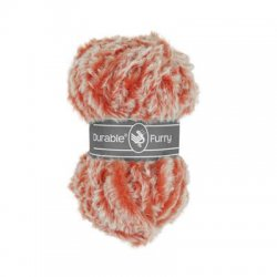 Durable Furry kleur 2239 oranje