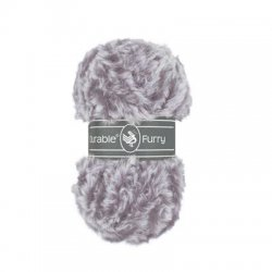 Durable Furry kleur 342 grijs