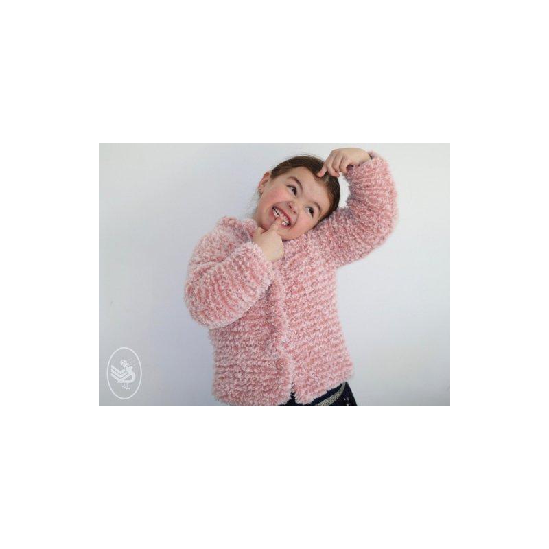 Gratis geprint patroon Kindervestje Stella Patroonstoffen