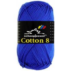 Cotton 8 Scheepjeswol. Kleur 519