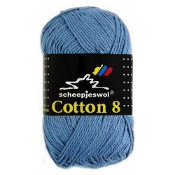 Cotton 8 Scheepjeswol. Kleur 711