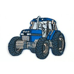 Applicatie Traktor blauw  10222630-3