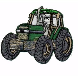 Applicatie Traktor groen 10222630-1