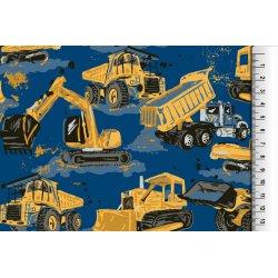 Tricot trucks, tractors en graafmachines 131647 3004
